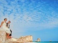 Свадебная церемония на пляже «премиум»