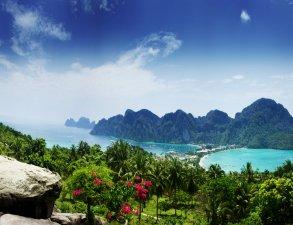 Свадьба на островах Пхи Пхи